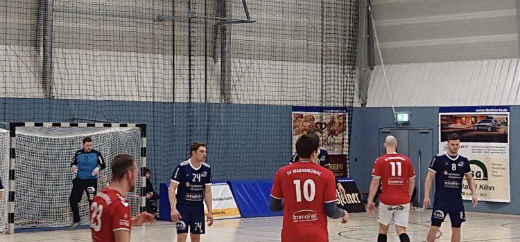 Ribnitzer Handballer erreichen die Final Four des Landespokals